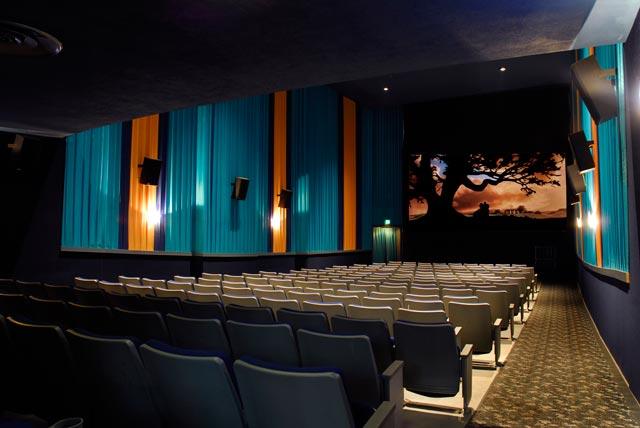 Strand Theatre Kendallville Auditorium