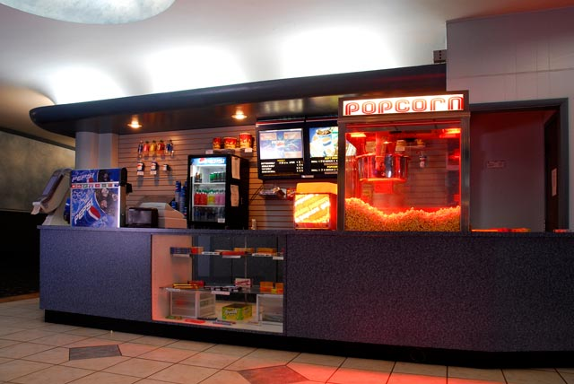 Strand Theatre Kendallville Concession Stand Image 1
